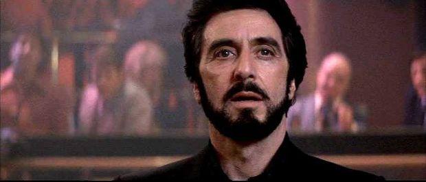 Carlito's Way - Al Pacino (1993) Brian de Palma. En el bar solo.