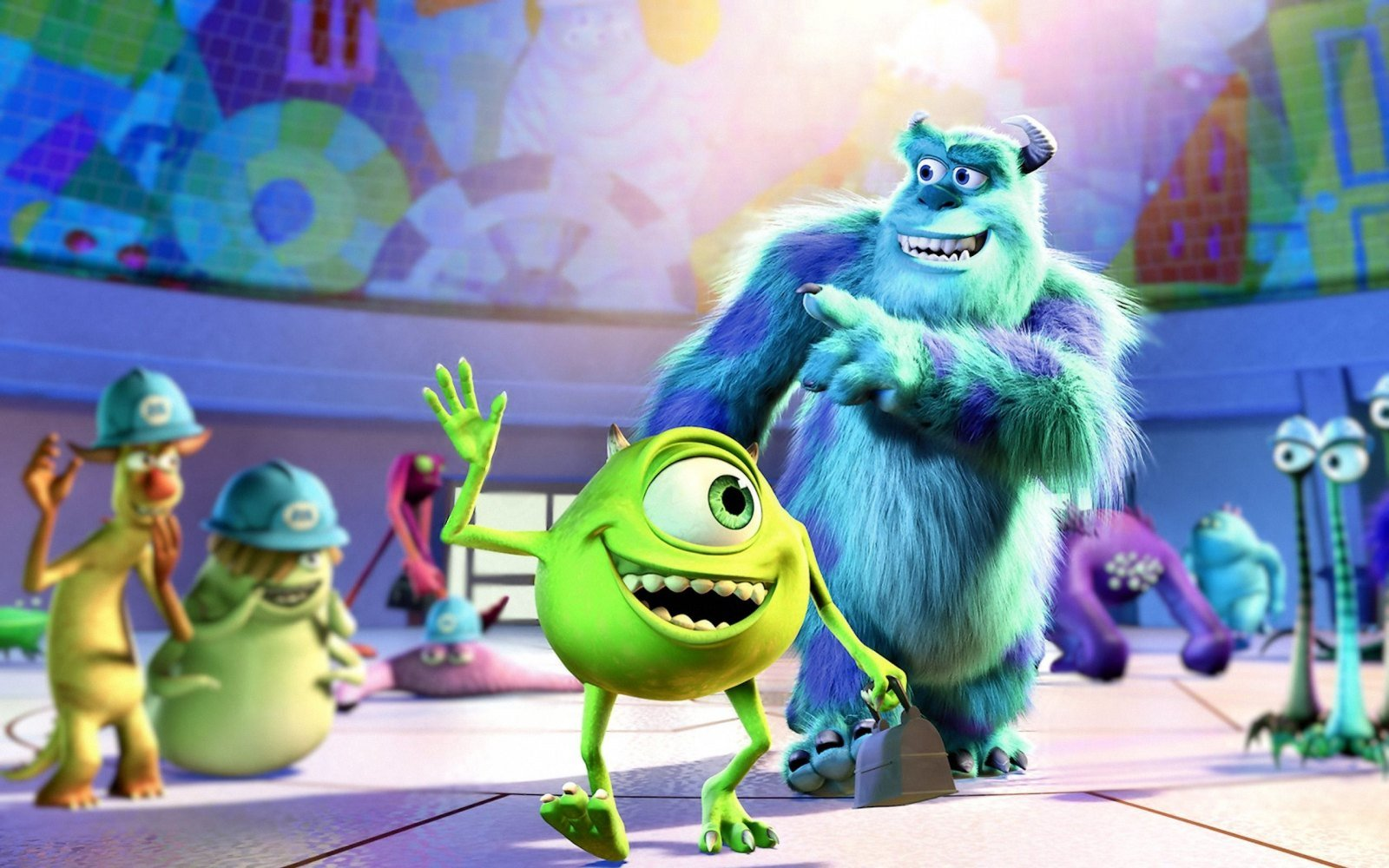sully y mike