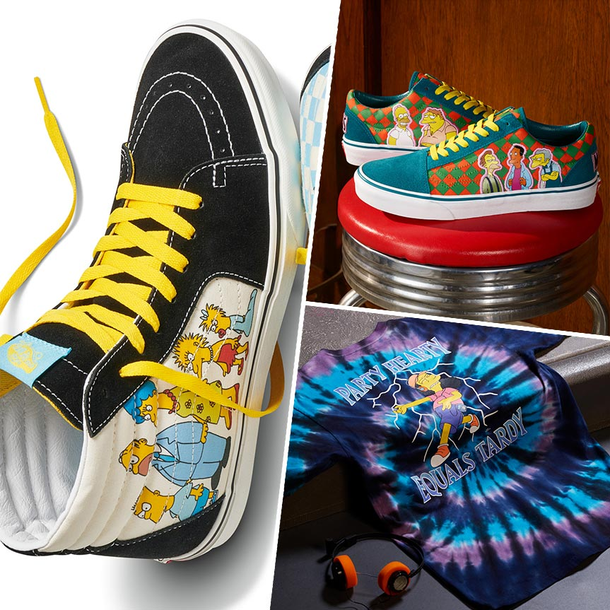 vans-simpsons-mobile