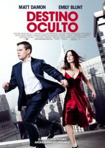 Destino oculto - Matt Damon y Emily Blunt