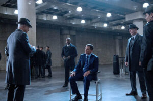 Destino oculto - Matt Damon y los agentes