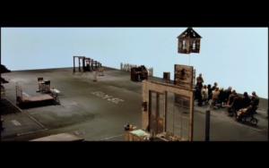 Dogville - Nicole Kidman (2003) todo al descubierto