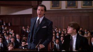 Esencia de Mujer, Frank y Charlie en el juicio II