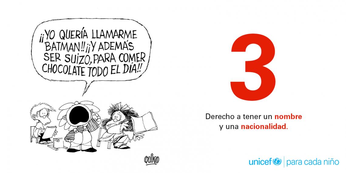 Mafalda UNICEF 3