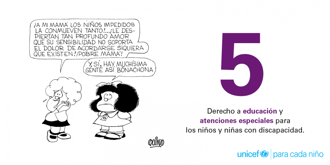 Mafalda UNICEF 5