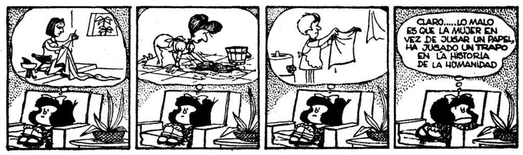 Mafalda feminismo