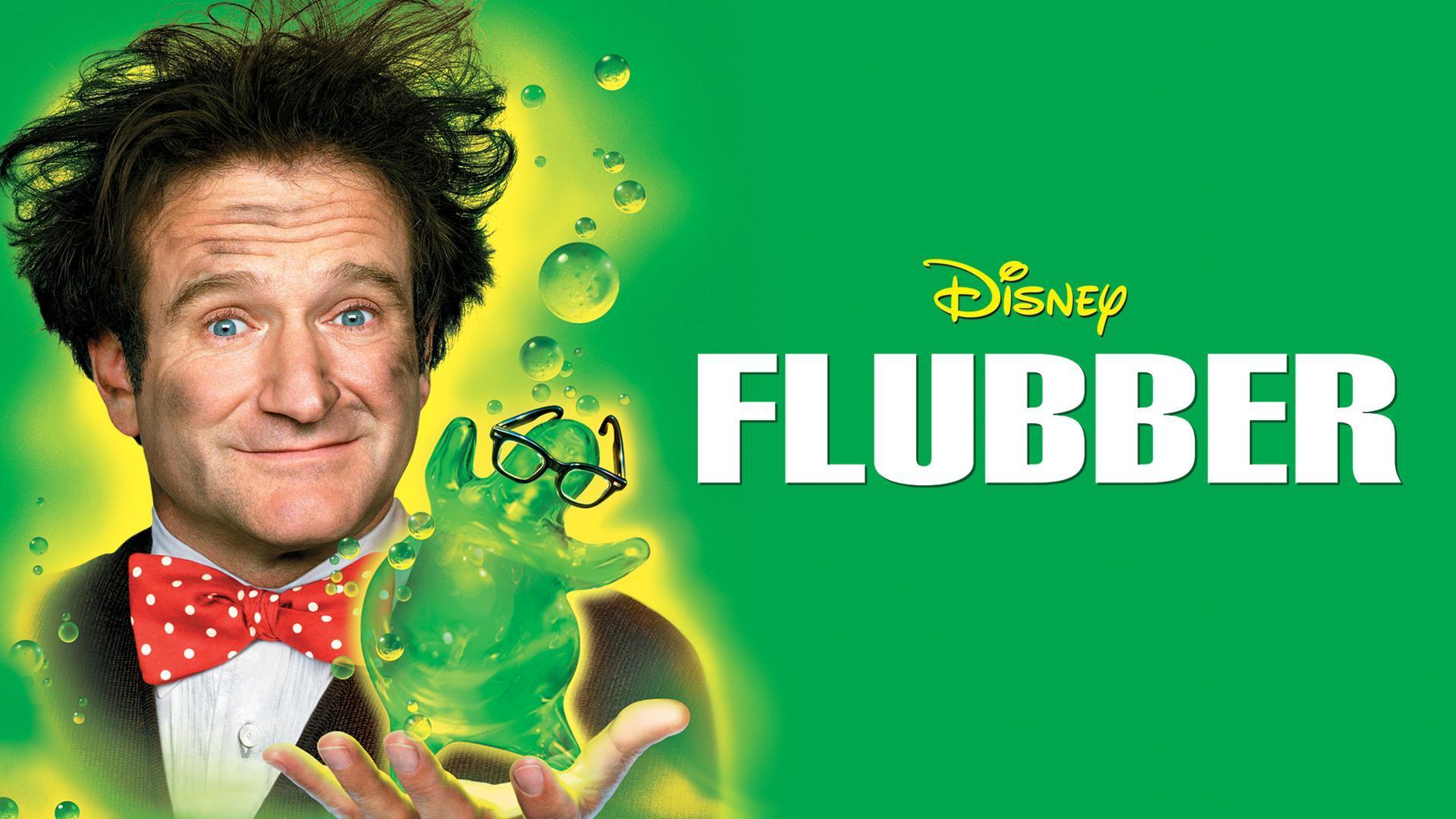 flubber disney