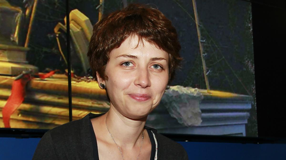 Anna Starobinets Una edad dificil Especial del Terror