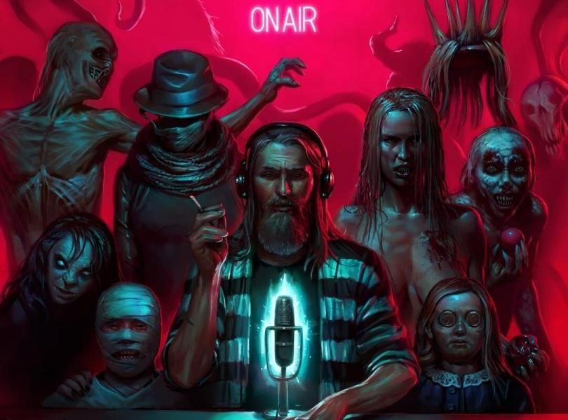 Especial del Terror A Night of Horror Nightmare Radio