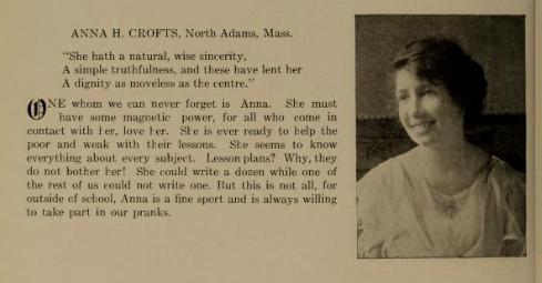 Especial del Terror Anna Helen Crofts