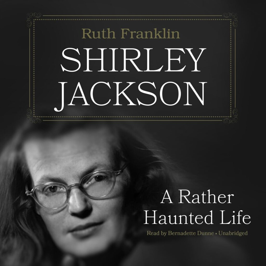 Especial del terror Shirle jackson A rather Haunted Life