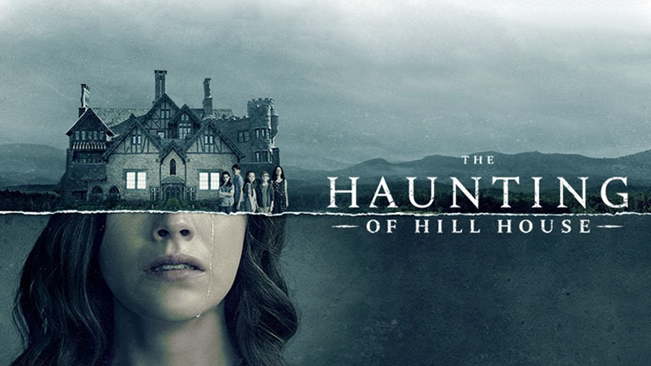 Especial del terror Shirle jackson The Haunting of Hill House
