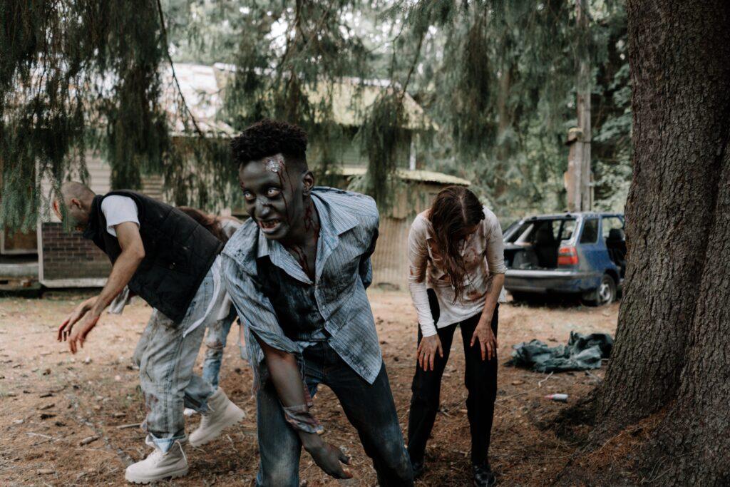 Especial del terror zombis