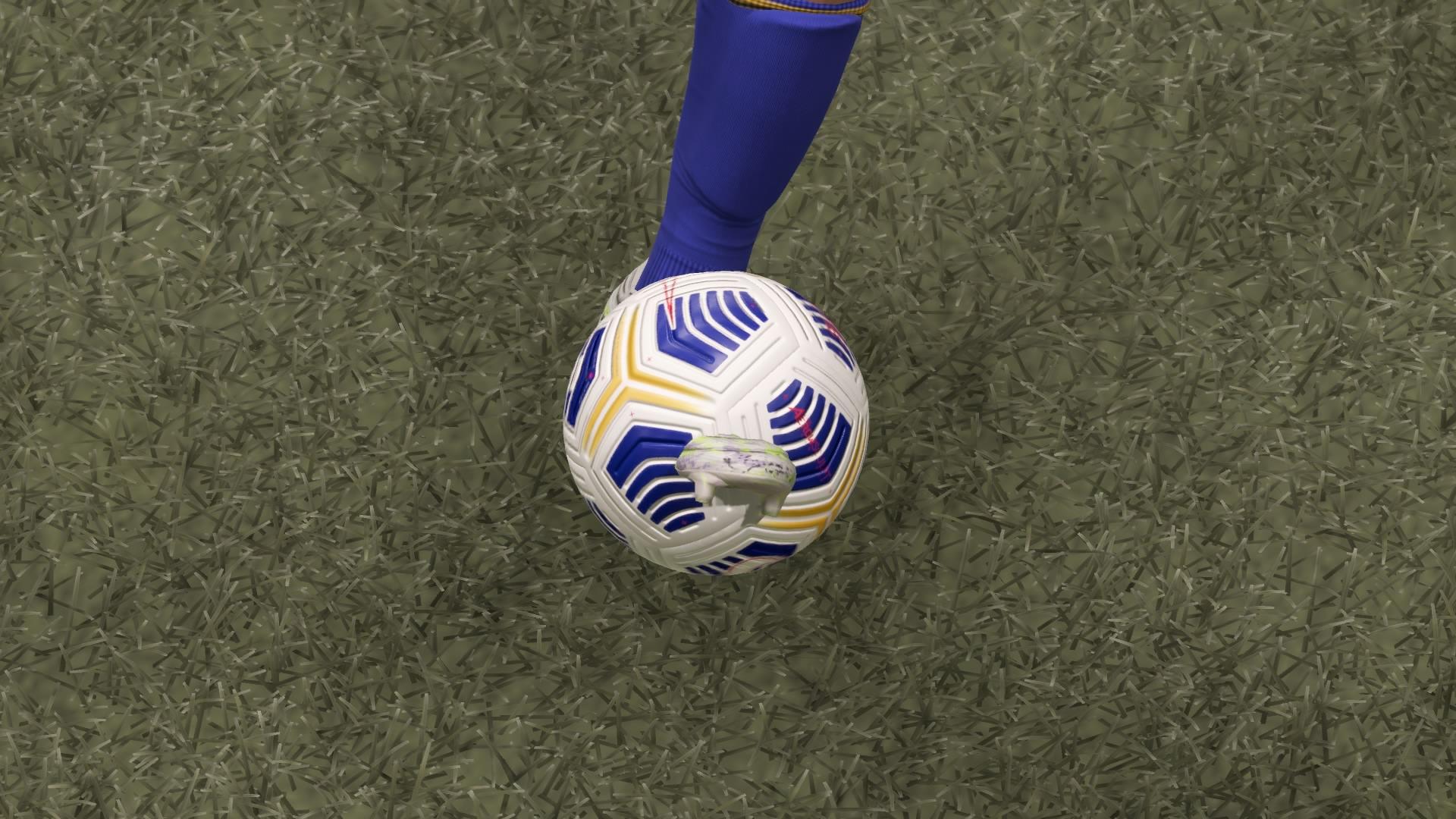 FIFA 21 Copa Temp En los menus