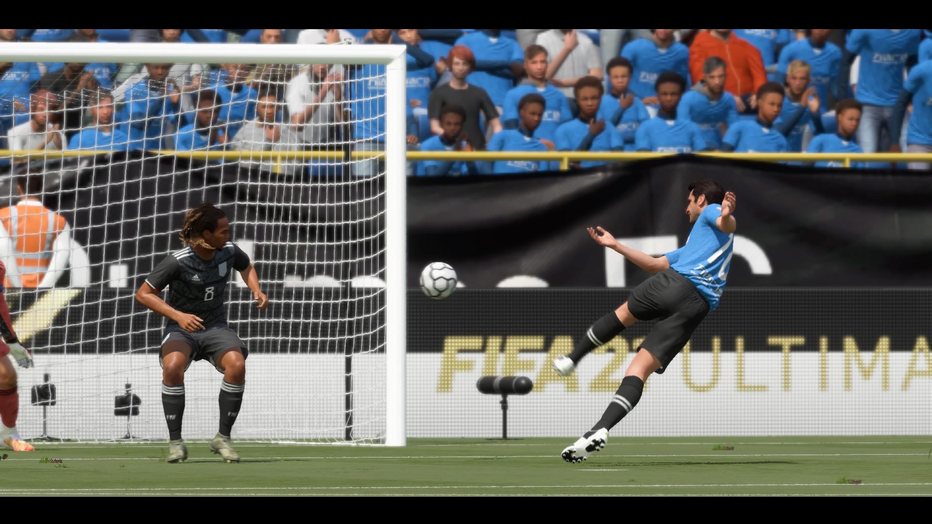 FIFA 21 FUT Rivals 6 4 FUT FUT 2 o tiempo