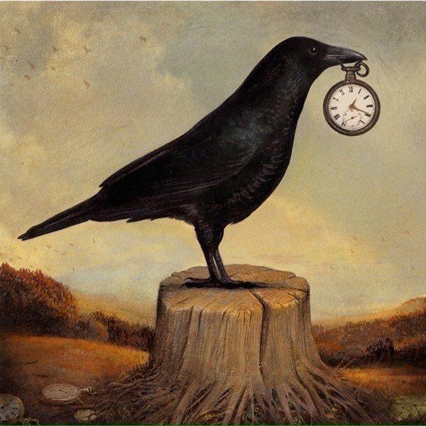 El Cuervo de Poe y el Psicoanálisis de Freud: ¿Cómo enfrentar la Melancolía?