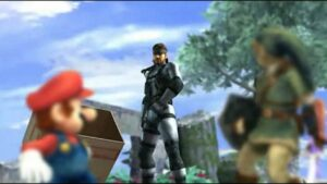 Snake_Super_Smash_Bros