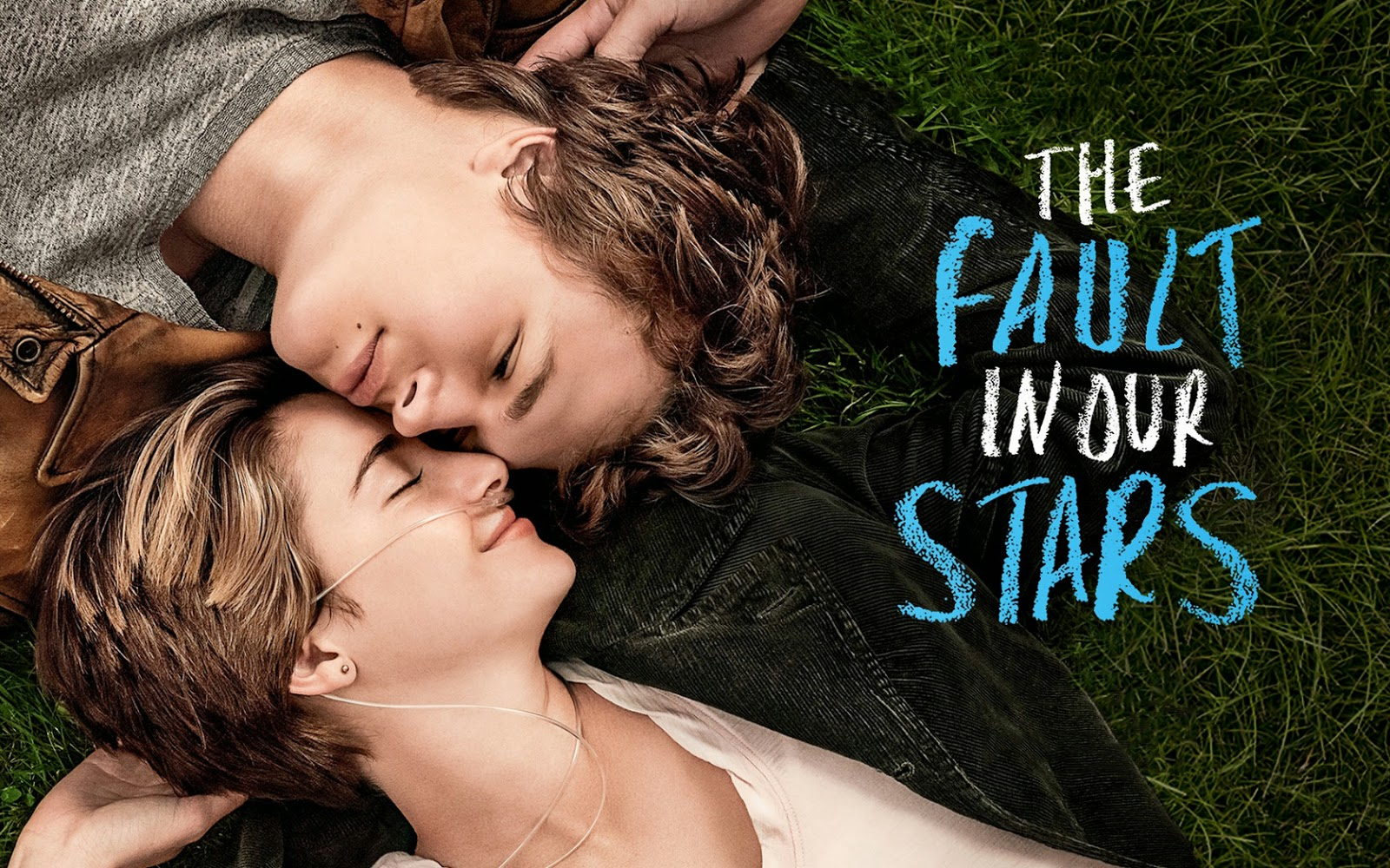 OR The Fault in Our Stars 2014 movie Wallpaper 1680x1050 1