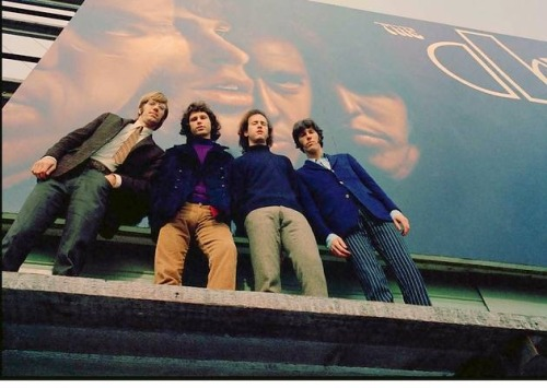 The Doors: Rockstars que se convirtieron en leyenda
