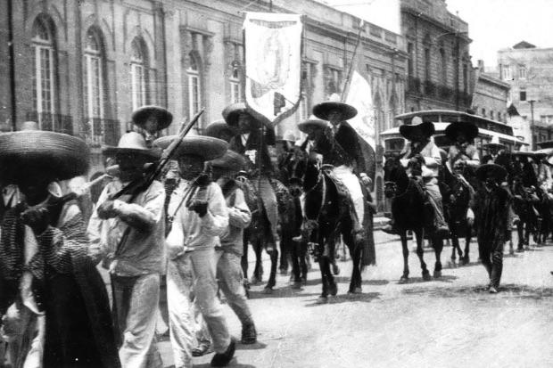 revolucion mnexicana campobello