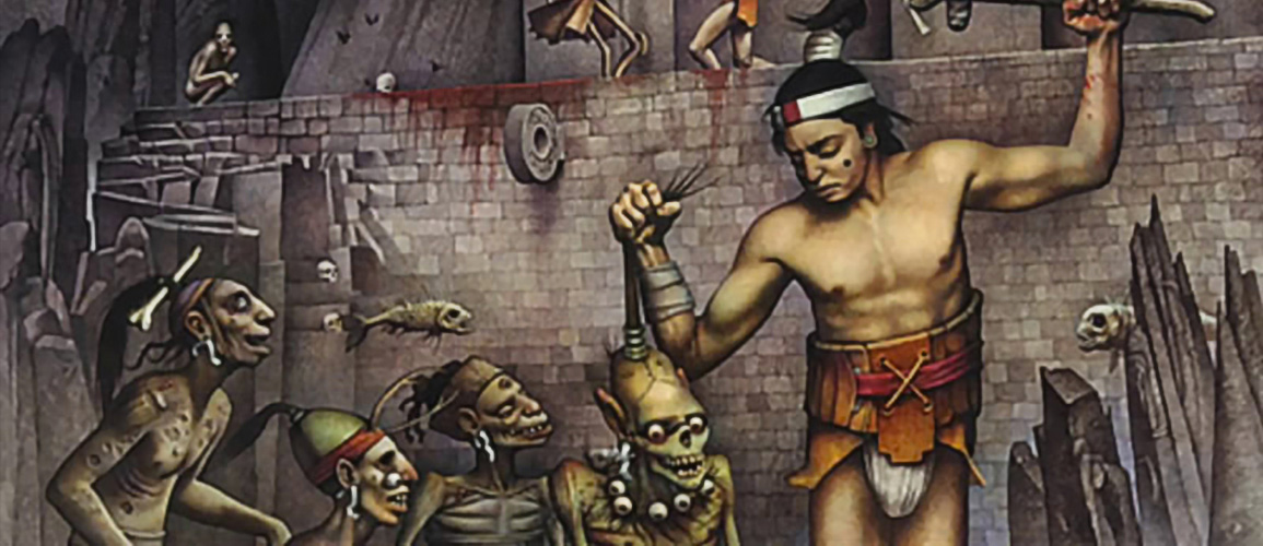mitologia-creacion-maya