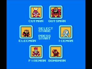 Megaman Robot Masters 1