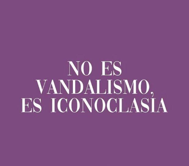 iconoclasia