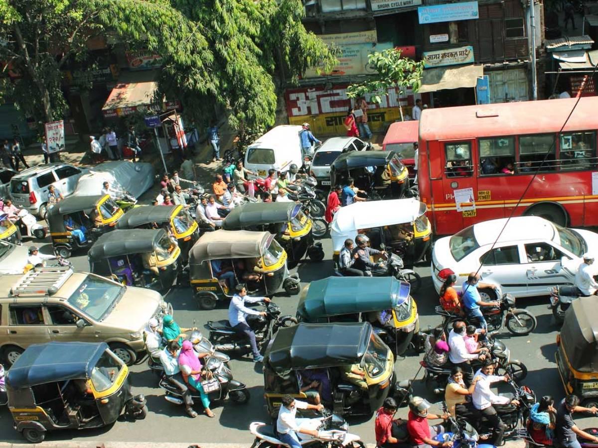 ¿Los claxon de tú automóvil como contaminante?. Bombay, la ciudad de la contaminación sonora.