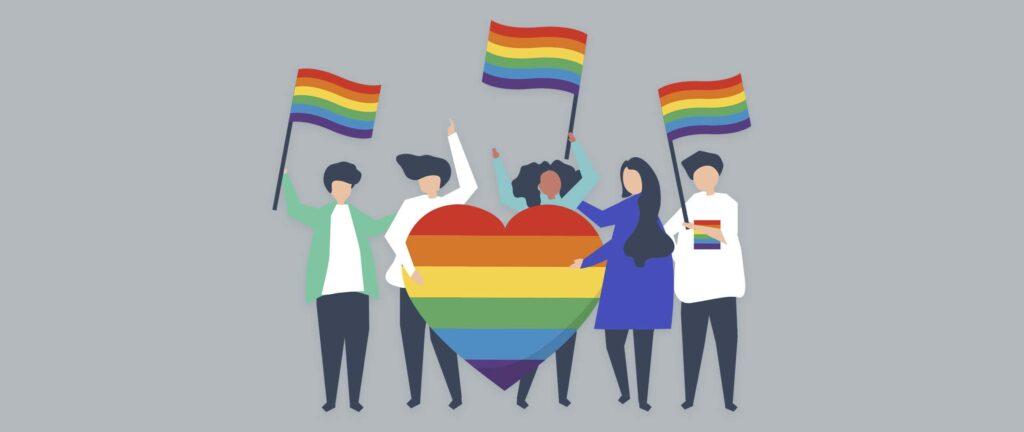 celebrating Pride Month ideas hdr