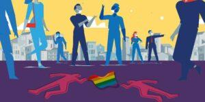 mes de orgullo 2021 desafios crimen de odio