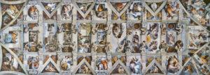 Artistas que también pintaron frescos en la Capilla Sixtina y no son Miguel Ángel10