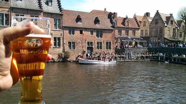 belgica Historia de la Cerveza