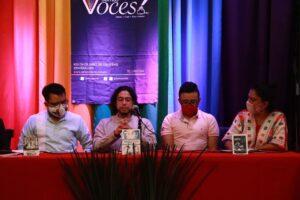 Somos-Voces-Presentación-Libro Oaxaca Trans