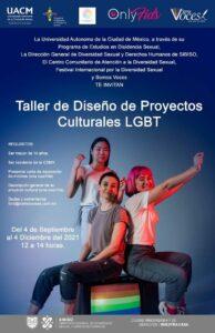 taller de diseno de proyectos culturales lgbt crea cuervos