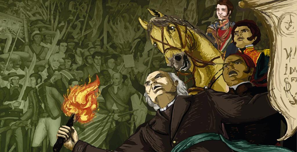 caballo-independencia-mexico
